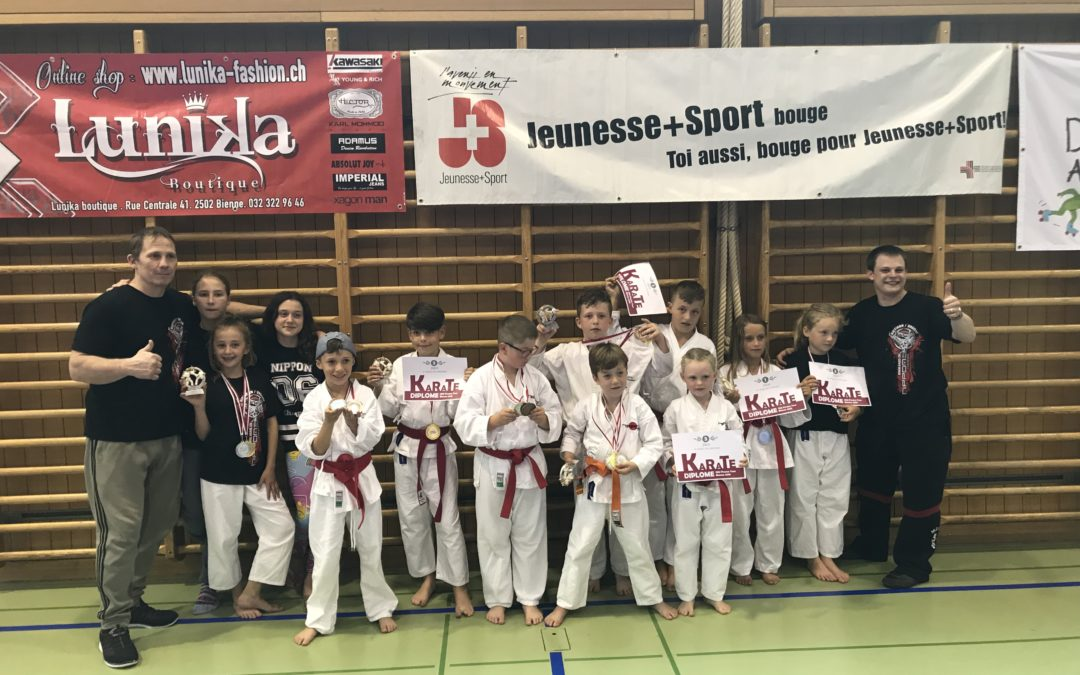 Nippon Karate Kids Fight Team Turniere